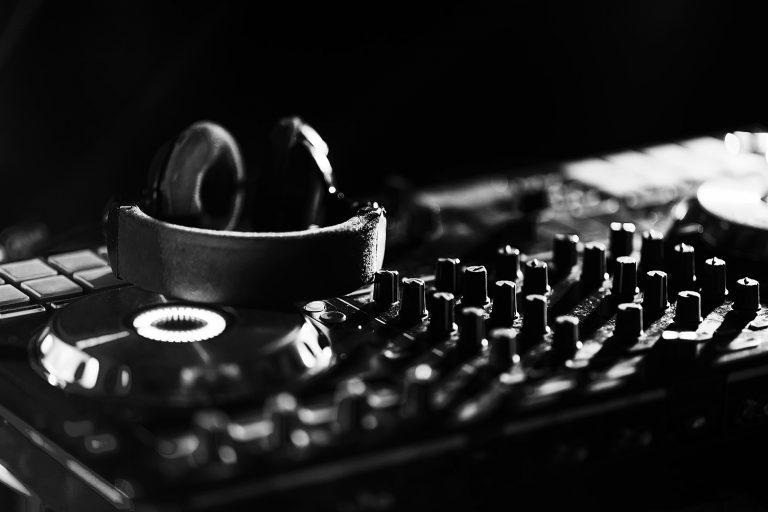 Event-DJ Matthias Landsleitner